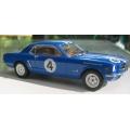 Apex 1965 Mustang Norm Beechey Racing 1/43