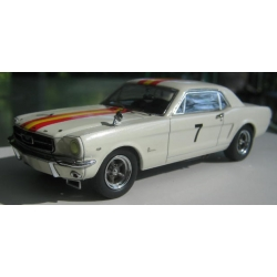 Apex 1965 Mustang Bob Jane Racing 1/43