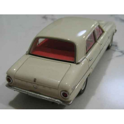 1//43 ACE FORD FALCON XL DELUXE SEDAN 1962 RED WHITE LIMITED EDITION OF JUST 100