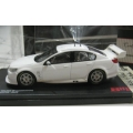 Biante V8 Supercar VF Commodore all white, pre- production sample 1/43