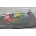 Biante V8 VF Commodore Rainbow, Adelaide sample 1/43 rare
