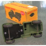 Dinky toys 643 Army Water tanker