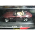 Jadi BMW Z8 roadster Criollo red mint and boxed 1/43