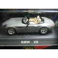 Jadi BMW Z8 roadster, Stratus grey, mint and boxed 1/43