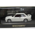 Minichamps BMW E30 M3 Coupe, white 1/43