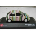 J Collection Nissan March, stripe version 2007, 1/43
