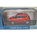 RM Suzuki Swift  3 door, metallic copper red 1/43