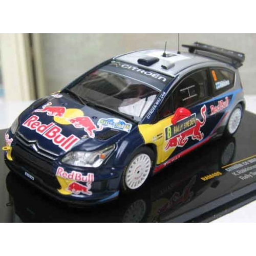 Citroen C4 WRC 2010   Plain Body Version Zubehör  1:43 IXO   *NEW*