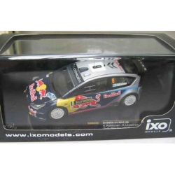 Ixo Citroen C4 WRC Rally Sweden 2010 #8 1/43