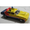 Greenlight/DDA XB Falcon Interceptor pursuit car, 1/18 OUT OF STOCK