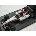 Minichamps BAR Honda 2005 F1 of Jensen Button 1/18 mint, poor box