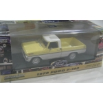 Greenlight F100 Ford Truck yellow/white 1/43 M/B