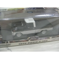 Greenlight 1970 F100 Ford truck black/white 1/43 M/B