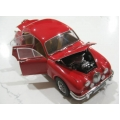Model Icons Jaguar Mark 2 Sedan 3.8L RHD Carmen red 1/18 LTD