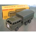 80D French Dinky Berliet 6 wheel transport