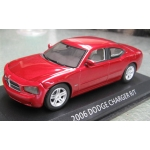 Norev Dodge Charger R/T 2006 Met. Red 1/43
