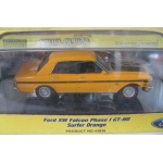 Classic Carlectables XW Falcon GT in Surfer yellow 1/43