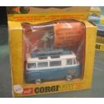 Corgi 479 Commer mobile camera van