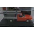 DDA Collectables 1972 HQ 1 Tonner ute with ladders, orange 1/43