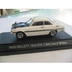 Ebbro Bellet GT coupe 1/43