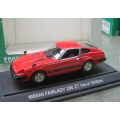 Ebbro Nissan Fairlady 280 ZT Red 1/43