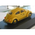 Faller Volkswagen Beetle German Post