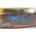 Greenlight 1972 CJ-5 Jeep from Mork and Mindy 1/43 Ltd.