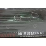 Greenlight restored 1968 Mustang fastback from Bullet 1/43 LTD
