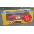 Corgi 344 Ferrari Dino 206 sport