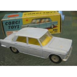 Corgi 217 Fiat 1800 sedan