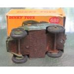 Dinky Toys 688 Field Artillery Tractor