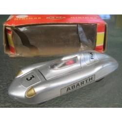 Gama 9600 Fiat Abarth LSR car