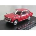 Ebbro Datsun Sunny  1000 coupe 1966 1/43