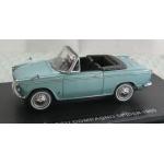 Ebbro Daihatsu Compagno Spider Blue 1/43