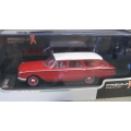 Premium X 1960 Ford Ranch Wagon white/red 1/43