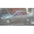 Vitesse Ford Escort mark 3 GL two door Artic Blue 1/43