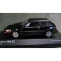Minichamps Volvo 480ES Black 1/43
