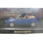 Minichamps VW Golf cabriolet Blue 1/43