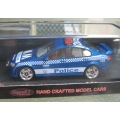 Signal One VE Commodore SS NSW blue HWY patrol 1/43 limiited