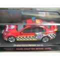 Signal 1 VE Commodore SS Victoria police car 1/43 limited hand made