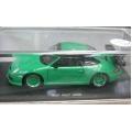 Spark Porsche Ruf RGT bright green 1/43 resin