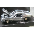 Shelby Collectibles  1967 Shelby GT500E Eleanor 1/64