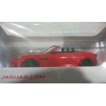 Ixo Dealer Model Jaguar F-Type V8-S Salsa red 1/43 M/B