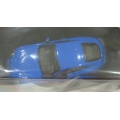 Ixo Dealer Model Jaguar XKR-S coupe French Blue 1/43 M/B