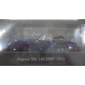 Classic Vehicles Jaguar XK 140 DH Coupe Dark Blue 1/43 M/B