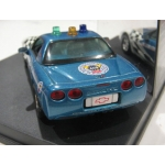 Vitesse Chevrolet Corvette LeMans Pace car 1999 Blue/white 1/43 M/B