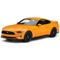 Diecast Masters 1/18 2019  Australian Mustang coupe in Orange SUPER!