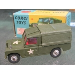 Corgi 357 Landrover weapons carrier