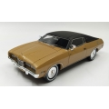 ACETF07G 1975 Ford Landau, Grecian Gold with vinyl roof, 1/43, M/B