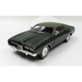 ACETF07Gn 1975 Ford Landau, Ivy Green with vinyl roof, 1/43, M/B
